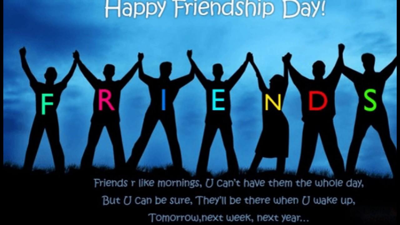 Happy friendship day 2017 whatapp messages greetings for my best happy friendship day 2017 whatapp messages greetings for my best friends slideshow videos kristyandbryce Gallery
