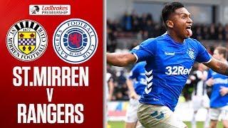 St. Mirren 0-2 Rangers | Morelos seals deal in stoppage time | Ladbrokes Premiership
