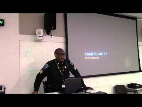 Campus Safety - Berry Coleman