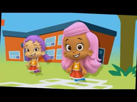 Bubble Guppies - Get Ready For School (Full Video Song)