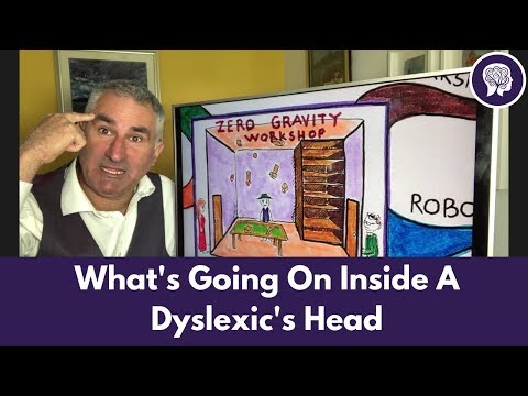 Whats Going On Inside Dyslexic Students >> What S Going On Inside A Dyslexic S Head The Zero Gravity Workshop