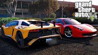 Реальная Жизнь в GTA 5 - ПРОДАЮ LAMBORGHINI AVENTADOR ЗА 310.000$ !!! КАК БЫТЬ ДАЛЬШЕ ???