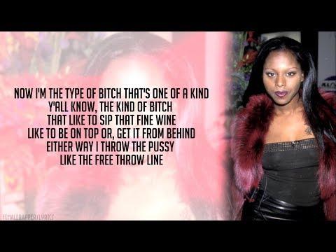 Foxy Brown  Saddest Day feat Wayne Wonder Lyrics