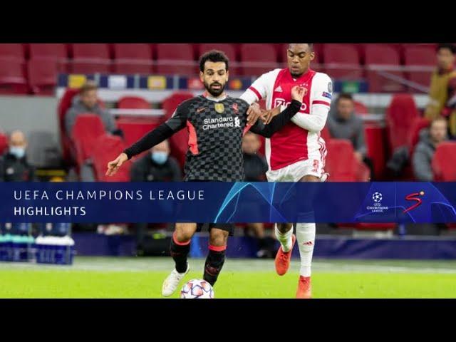 UEFA Champions League | Ajax Amsterdam v Liverpool I Highlights
