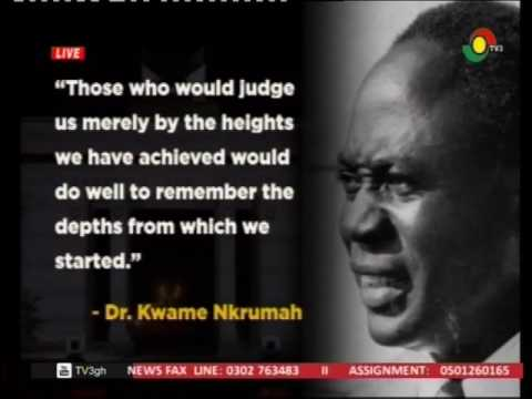 Some outstanding speeches of Dr Kwame Nkrumah - 11/2/2017