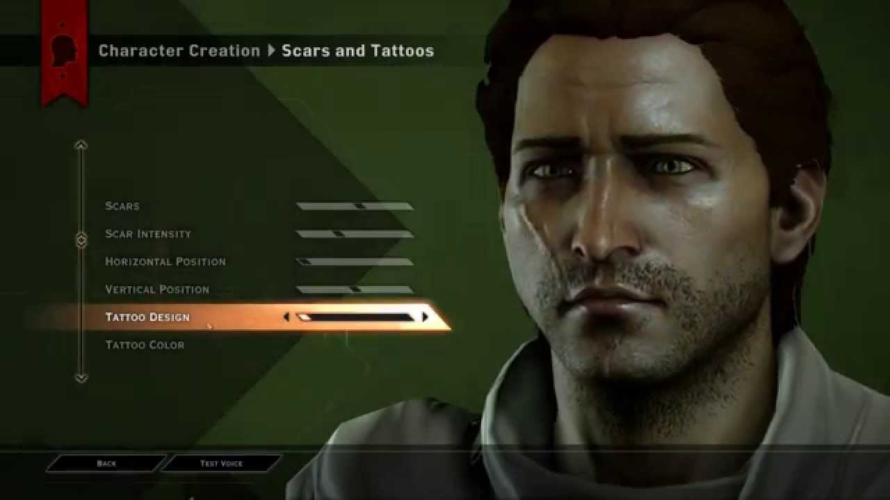 Links To CC Sliders of Inquisitors v.2 | BioWare Social ...