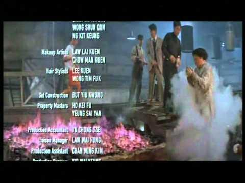 Jackie Chan's Outtakes: Legend of the Drunken Master (Drunken Master 2)