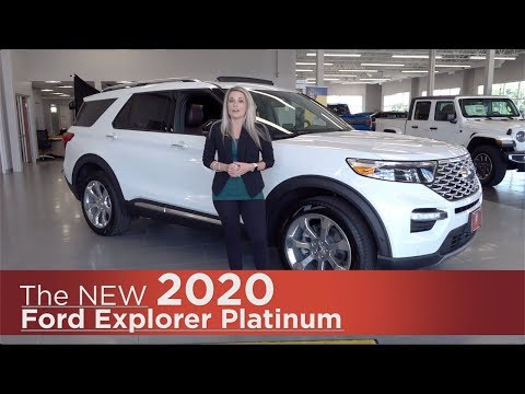 All-New 2020 Ford Explorer Platinum | Elk River, Coon Rapids, Minneapolis, St Paul, St Cloud, MN