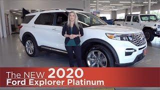 All-New 2020 Ford Explorer Platinum | Elk River, Coon Rapids, Minneapolis, St Paul, St Cloud, MN