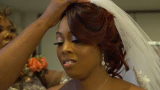 Quinton and Chalise Nelson Wedding Trailer 092818