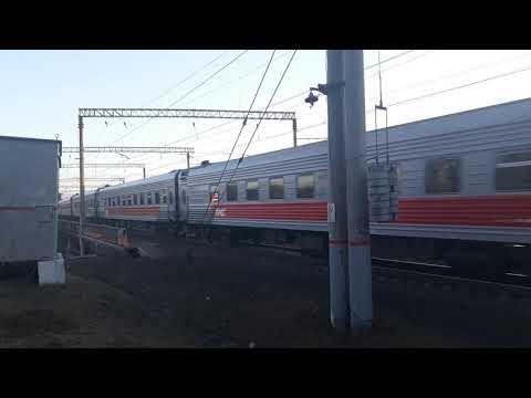 Поезд 009Г Москва-Саратов(Фирменный)