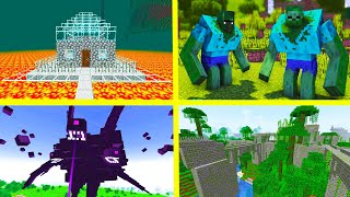 Top 10 Best Minecraft Mods (1.16) 2020