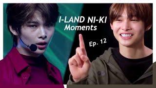 [LATE UPLOAD] I-LAND NI-KI EP …