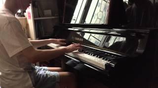 G.E.M. 鄧紫棋 - Mascara 煙燻妝 (鋼琴)