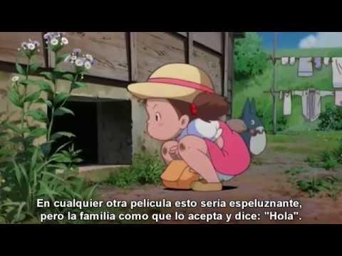 Disneycember 4 - Mi vecino Totoro (Sub Español)