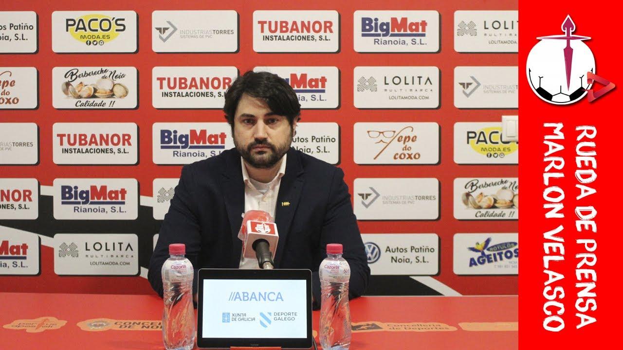 """Marlon Velasco: """"Es un final muy cruel para una gran temporada"""""""
