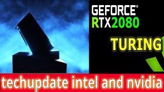 tech updates ||intel gpu  ||nvidia gpu