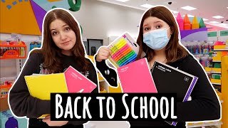 BACK TO SCHOOL SHOPPING WITH BESTIE LONDON!
