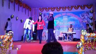 Nayagarh Autonomous college function of 2017