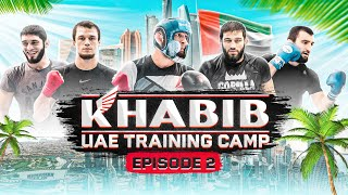 UAE Training Camp | Episode 2