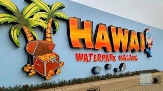 HAWAI WATER PARK MALANG