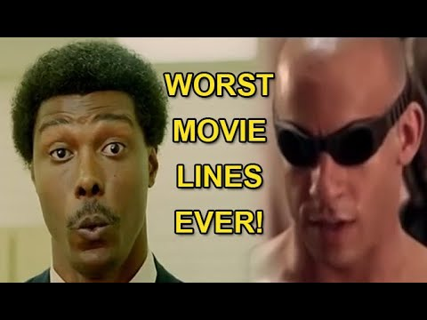 Download Youtube: The Worst Movie Lines Ever!