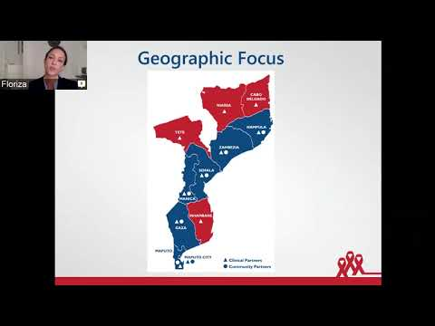 Lessons from the PEPFAR GBVI in Three Countries - Highlights from Mozambique