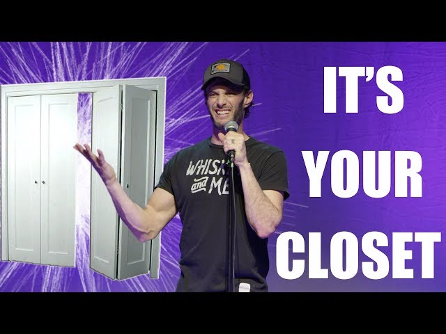 It's Your Closet | Josh Wolf