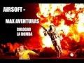 Airsoft- Colocar la bomba ||Max Aventuras||Gopro Hero 3