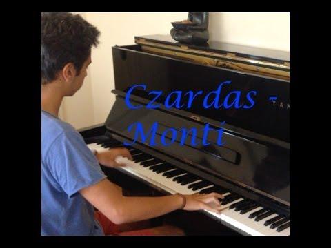 Czardas - Monti - Piano Solo Cover