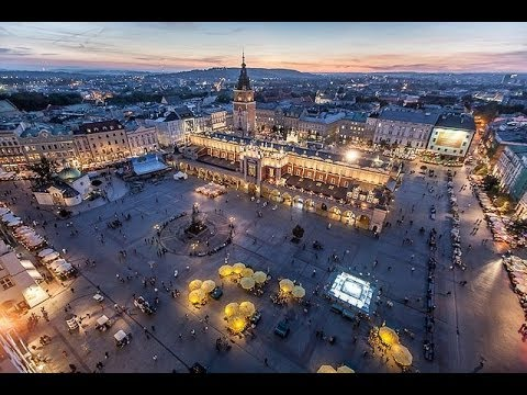 Krakow One Of The Most Beautiful City In Poland And Europe Youtube