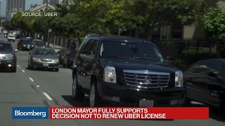 Video Uber's London Operating License Revoked by TFL download MP3, 3GP, MP4, WEBM, AVI, FLV Oktober 2017
