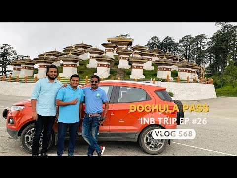 Drive from Paro – Dochula Pass, Travel Triangle – INB Trip EP #26