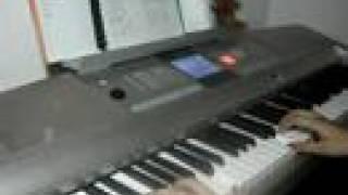 Ni YAO DE Ai on Piano Instrumental - 2nd attempt