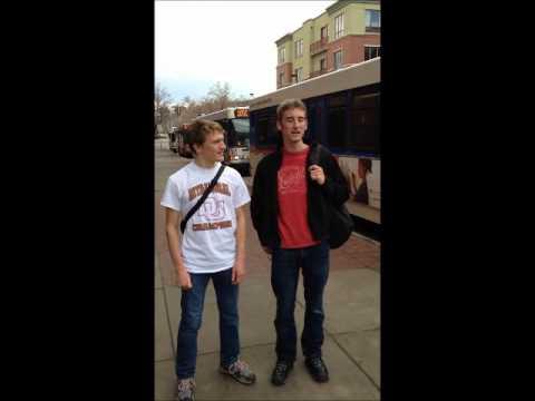 Transportation Solutions: Denver to Boulder