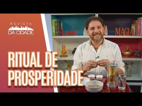 RITUAL DA SEMANA: Prosperidade - Revista Da Cidade (23/04/18)