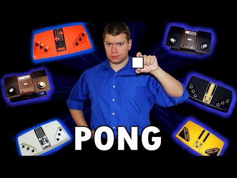 Atari vs. Magnavox PONG WARS (History of Video Games pt 4) S4E02   The Irate Gamer
