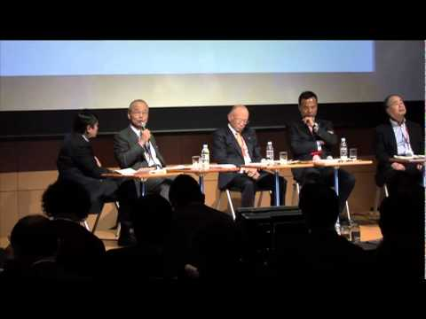 """03 PART2 9 Panel Discussion: """"Japan on the Global Stage"""""""
