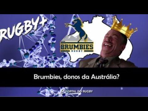 VÍDEO:  Brumbies, donos da Austrália?
