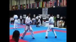 Алиев Александр (Россия) - Арага (Япония) полу финал чемпионат мира среди студентов