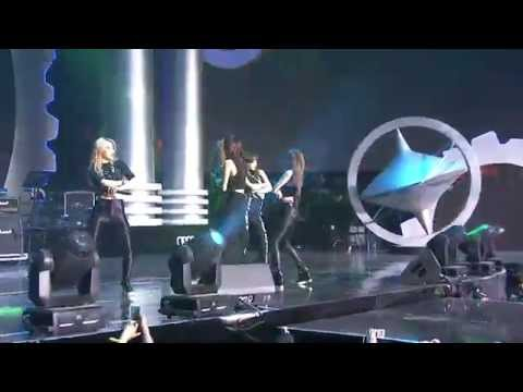 150325 4Minute - Crazy + What's Your Name? @2015 QQ Music Awards [1080P]