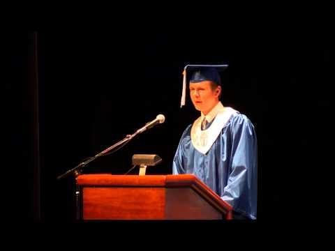 Jesuit High School (Tampa), salutatory address, Brian A. Smith, Class of 2013, 5-29-13