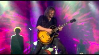 Roxette - Christoffer Lundquist- Hava Naguila (live in Tel-Aviv, 22 October, 2011)