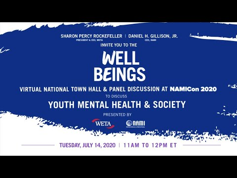WELL BEINGS Virtual National Town Hall & Panel Discussion at NAMICon 2020