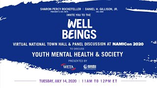 Thank you for joining us for the WELL BEINGS VIRTUAL NATIONAL TOWN HALL beginning at 11am ET. The livestream countdown begins at 10:45am ET.