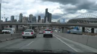 Через Сиэтл на Ford Fusion 2013(Легкий обзор Ford Fusion 2013 (в России - будущий Mondeo) - Разные районы Сиэтла - Офигительные истории., 2014-05-18T04:36:21.000Z)