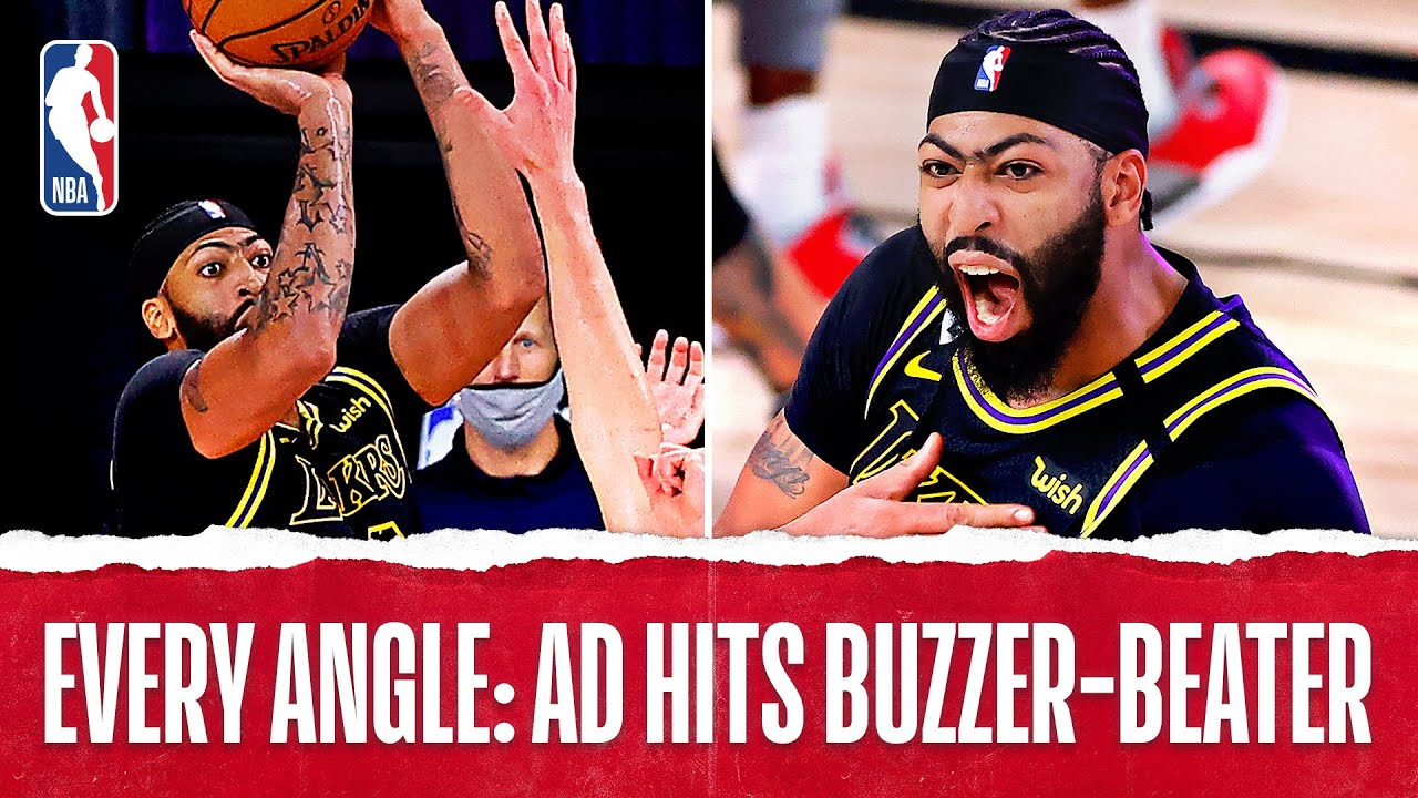 Download Every Angle: AD Hits #TissotBuzzerBeater To Take 2-0 Series Lead!