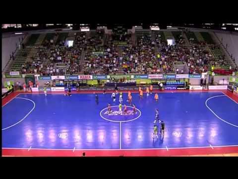 Inter Movistar 5x4 Triman Navarra - Liga Espanhola de Futsal 2012/13 - 1/4 de final jogo 2