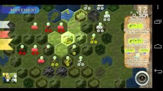 Retaliation: Enemy Mine - Gameplay sample, 3 players