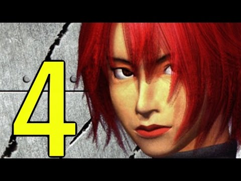 Dino Crisis 2 HD Walkthrough \ Let's Play - PS1 Part 4 - Compy steals Research Facility Keycard!